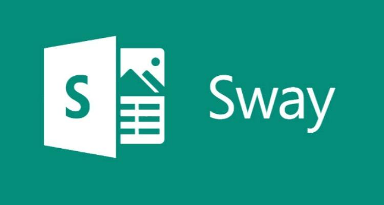 Crea presentaciones con Sway desde Windows 10