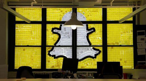 Así se ve el nuevo Discover de Snapchat