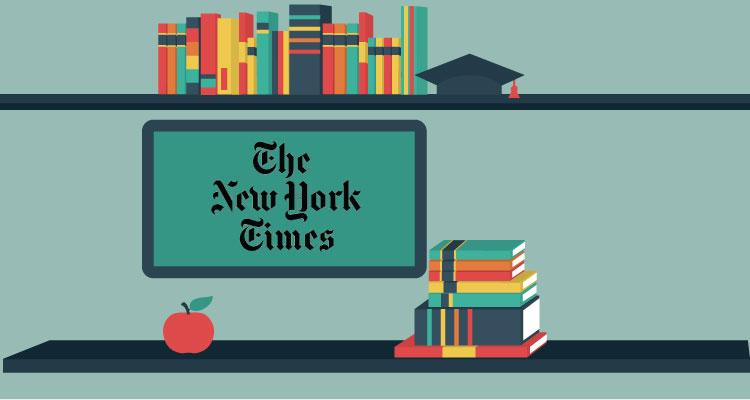 The New York Times monetiza su experiencia con la educación
