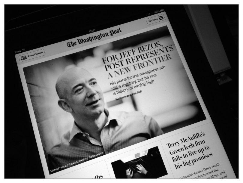 The Washington Post publica 500 historias por día