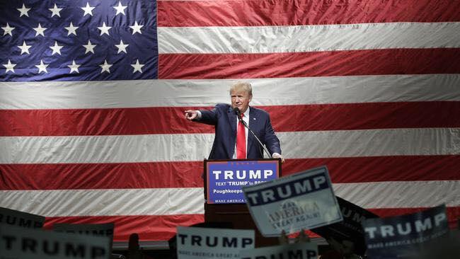 Donald Trump: Más de 700 mil tuits fueron enviados por medios digitales en ocho meses