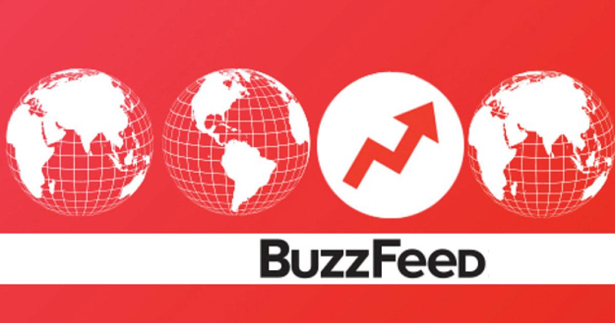 Así Buzzfeed incrementó su cobertura audiovisual en varios idiomas
