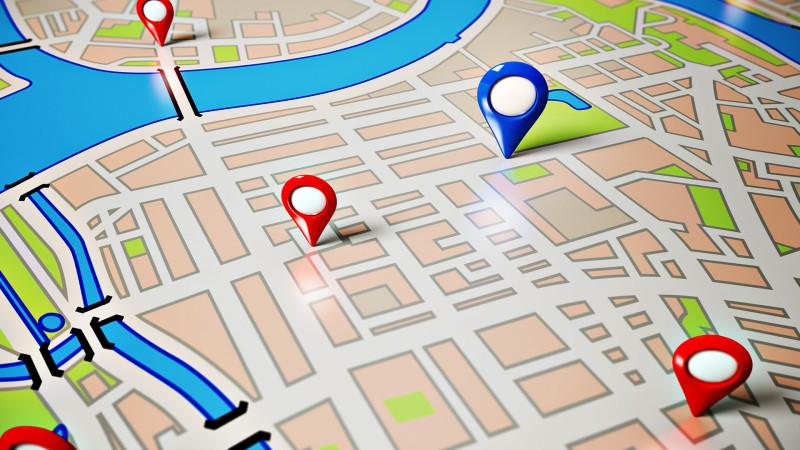 Resultat d'imatges de google maps