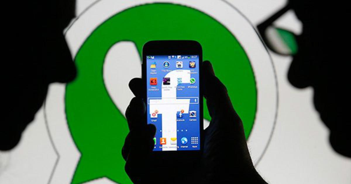 Brasil: Fiscal congela US$11,7 millones de Facebook por caso WhatsApp