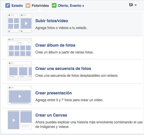 crear un canvas en facebook