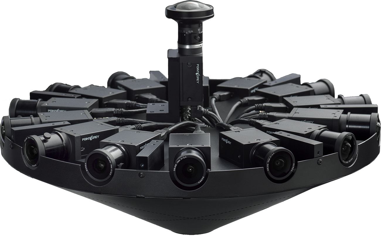 Esto es lo que ofrece la cámara Surround de 360 º de Facebook