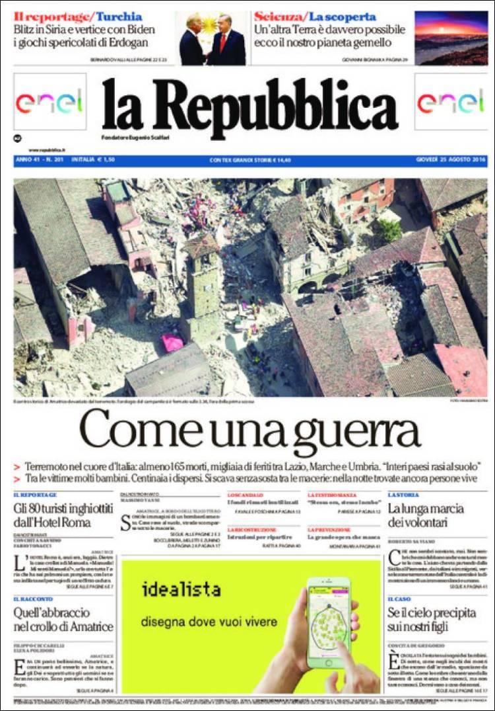 Terremoto en Itlaia_Larepubblica