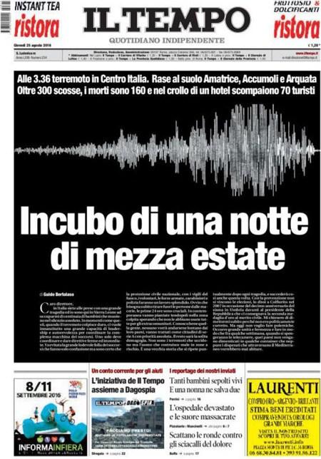 Terremoto en Itlaia_Tempo