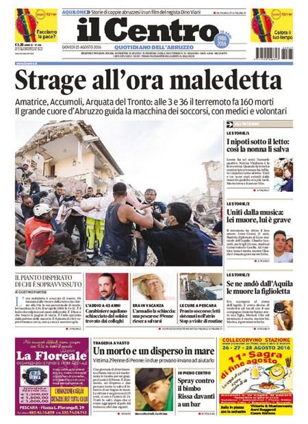 Terremoto en Itlaia_ilcentro_pescara