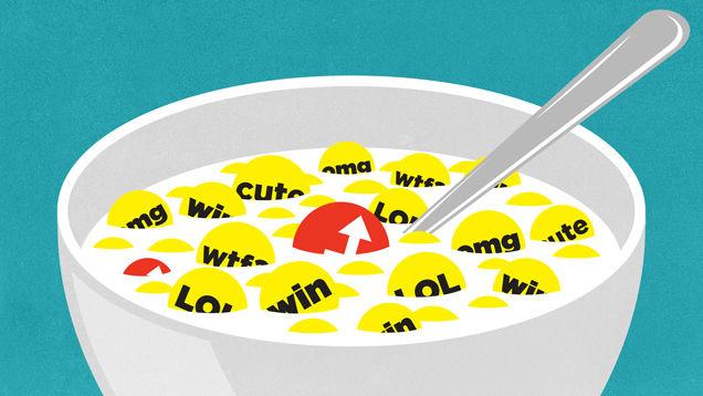 BuzzFeed divide su equipo de noticias y entretenimiento