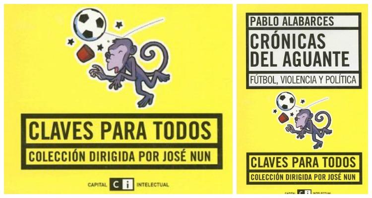 """Un libro para periodistas deportivos: """"Crónicas del aguante, fútbol, violencia y política"""""""