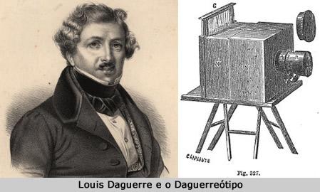 Resultado de imagen para Fotos del invento de Louis Daguerre,