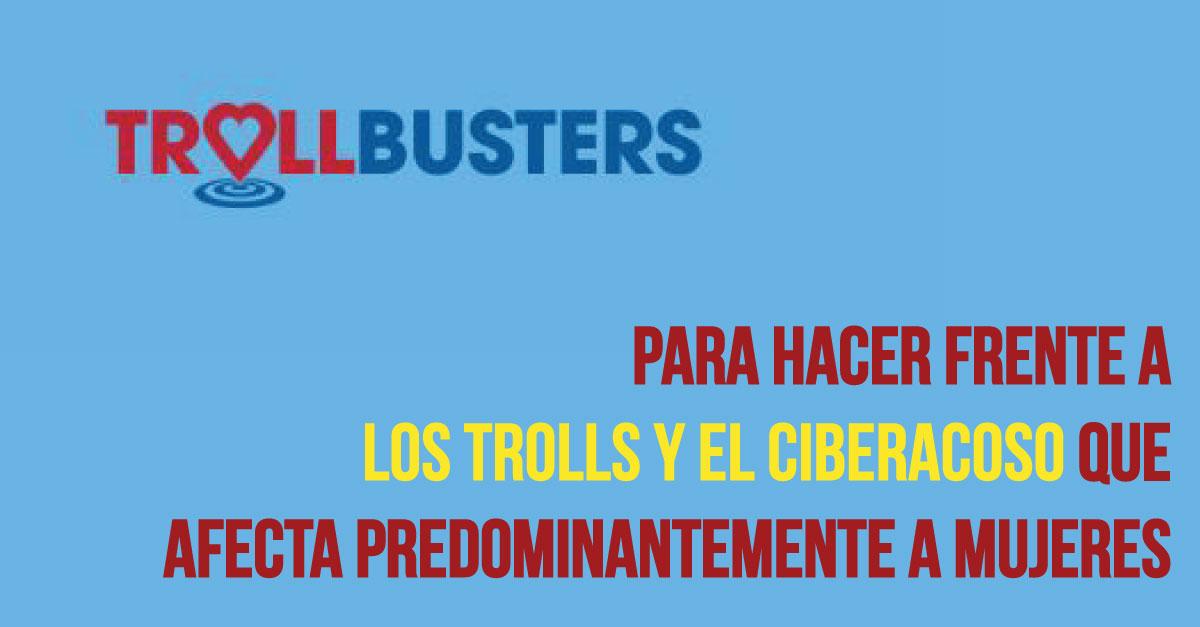 TrollBusters, plataforma de denuncias de acoso virtual a periodistas