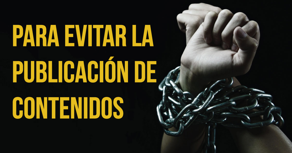España: 76.5% periodista ha recibido alguna vez presiones políticas