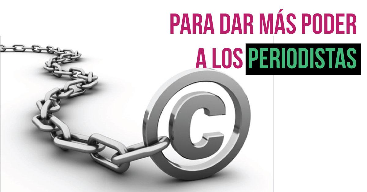 Comisión Europea planea reforzar derechos de autor en internet