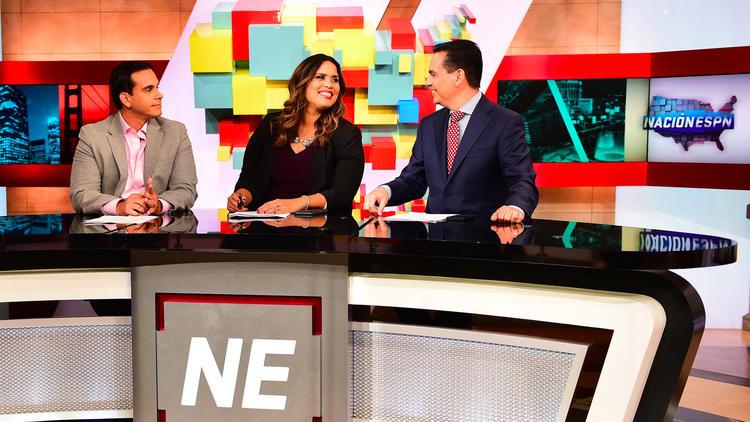 ESPN quiere cautivar a la audiencia latina con un show bilingüe