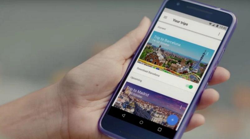 Google presenta una aplicación para fomentar el turismo