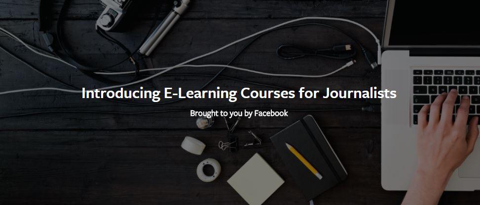 Facebook presenta cursos para que los periodistas aprovechen su potencial