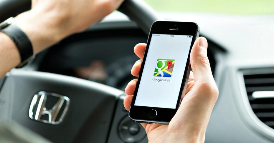 Google Maps se actualiza para dispositivos con iOS