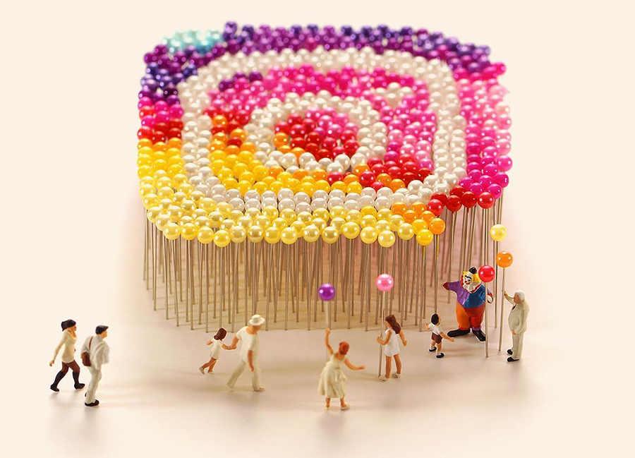 Uno de cada 4 usuarios de Instagram comparte fotos en otras redes