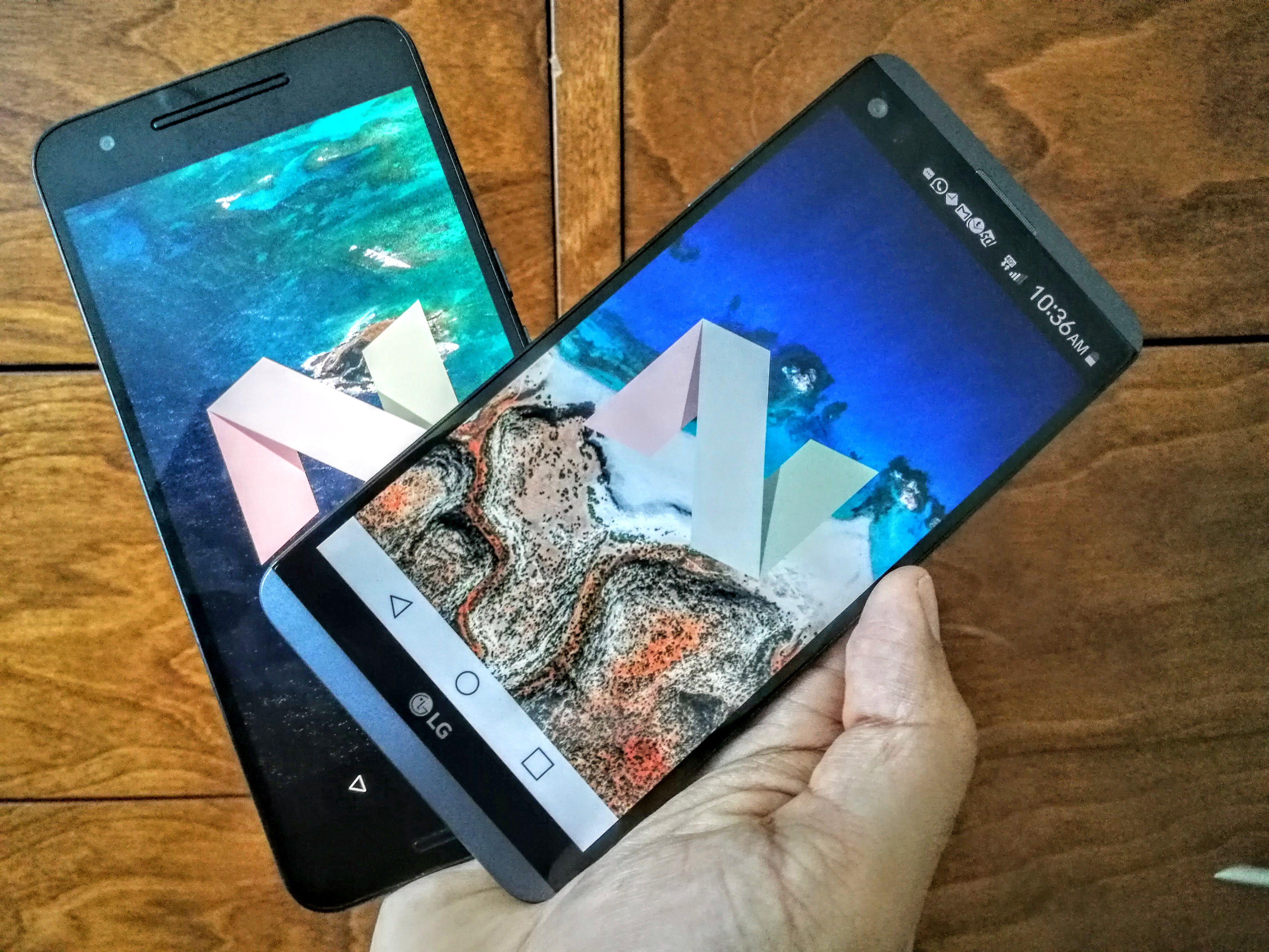 Google en Android se actualiza con dos secciones