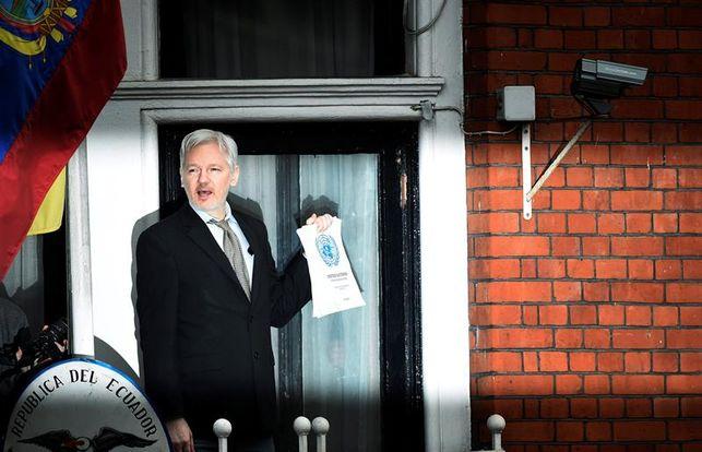 Julian Assange publica contenido de su último interrogatorio a través de WikiLeaks