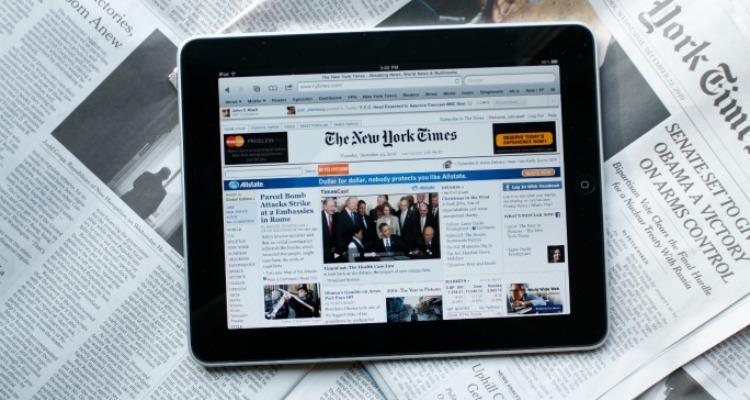 Siguen aumentando los suscriptores del NYT