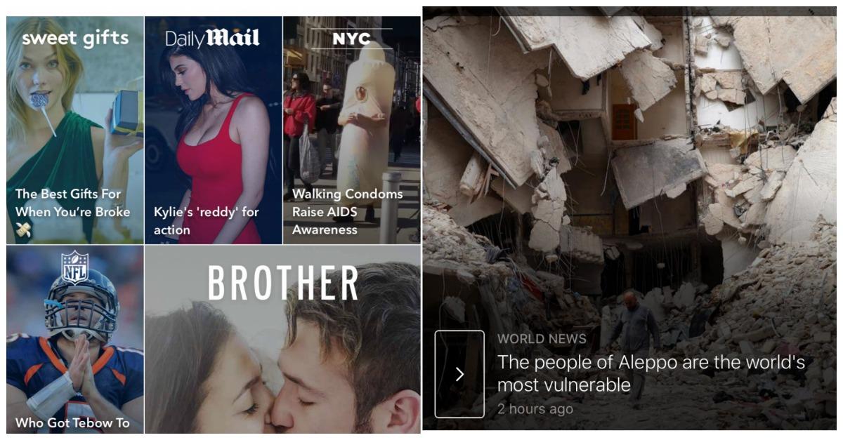 Facebook estaría preparando función al estilo Discover de Snapchat para los medios