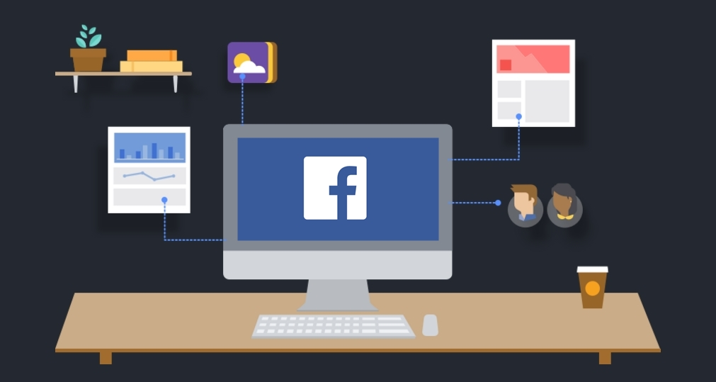 Facebook prueba nueva visualización de contenidos en los perfiles