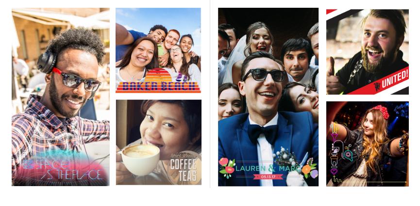 Facebook presenta herramienta para crear y añadir marcos en fotos y videos