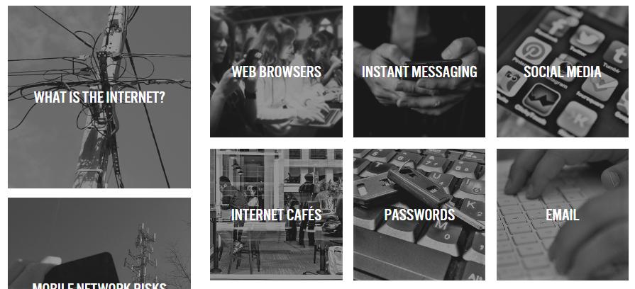 Una guía web para que el periodista proteja su vida digital