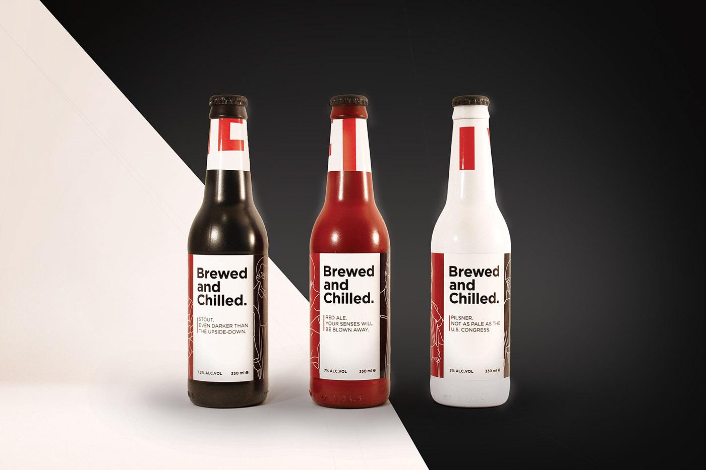 Crean cervezas inspiradas en los principales shows de Netflix