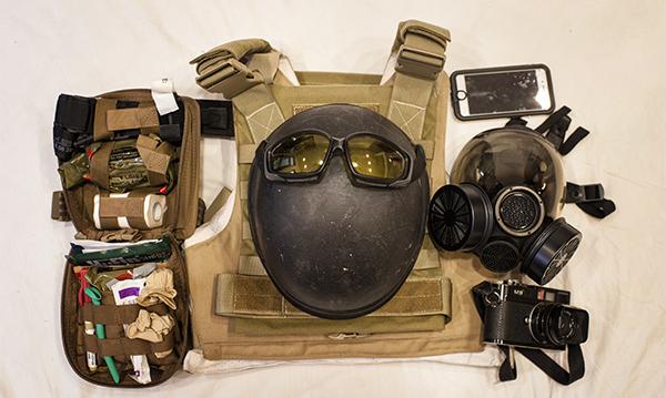 Ser periodista en zona de conflicto es cada vez más riesgoso