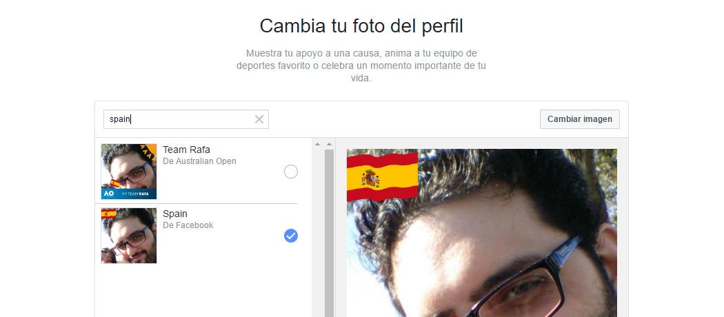 Perfiles de Facebook incluirán bandera del país de procedencia