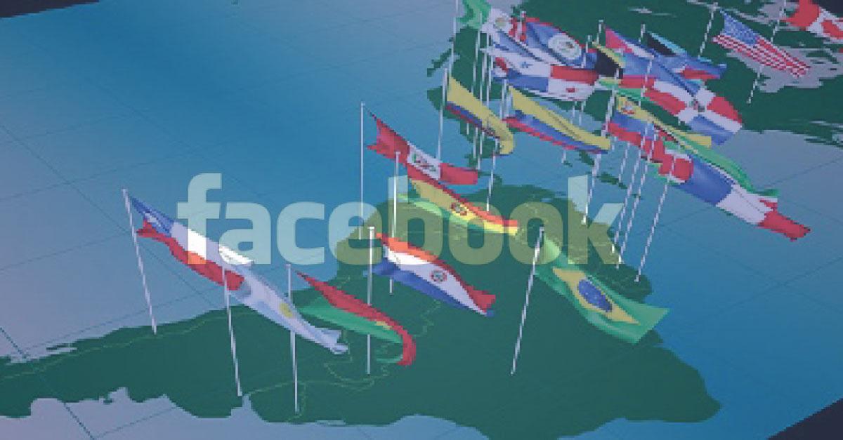 Estudio: 169 gobiernos tienen presencia en Facebook