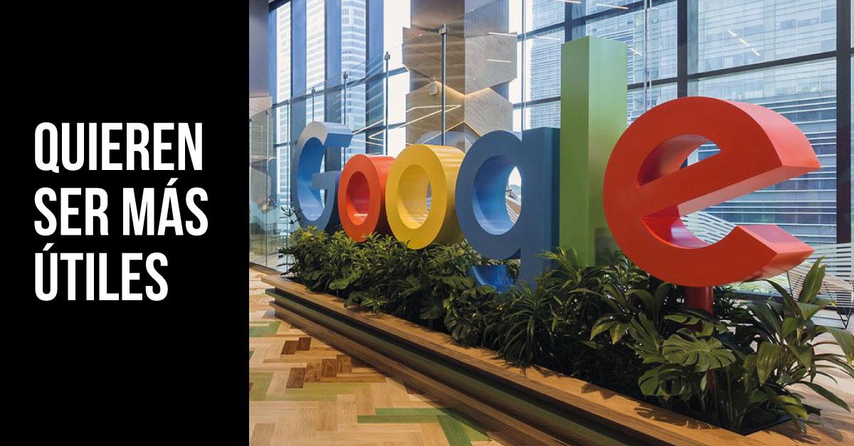 Estas son las novedades en las aplicaciones móviles de Google