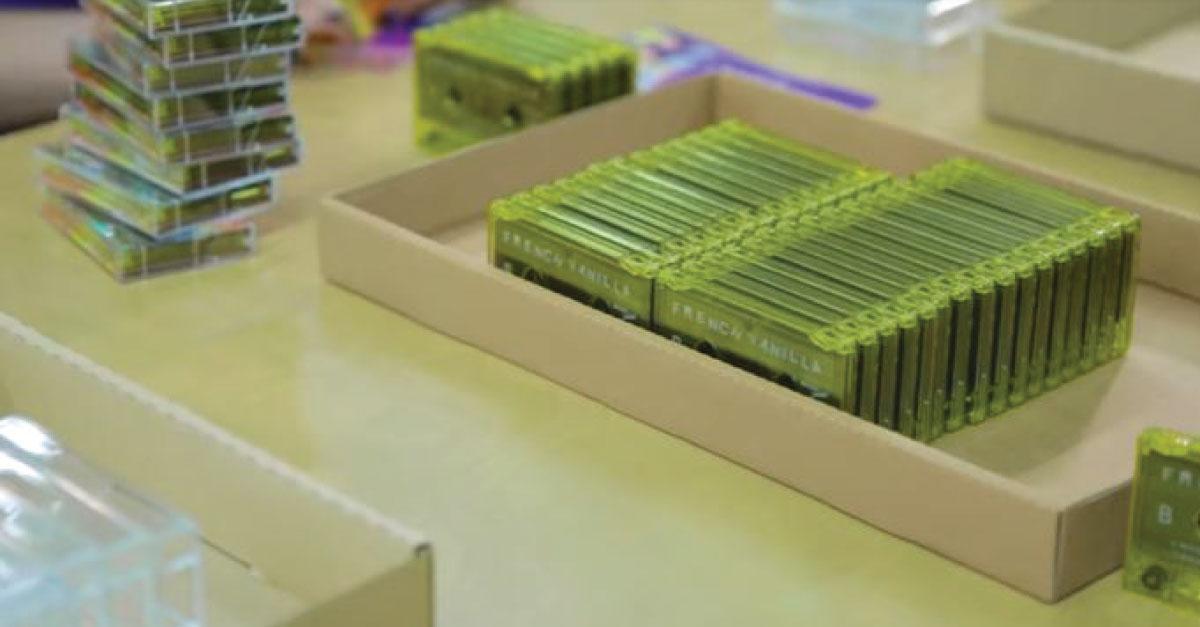 Solo para nostálgicos: Mira en este video cómo se hacen los casetes