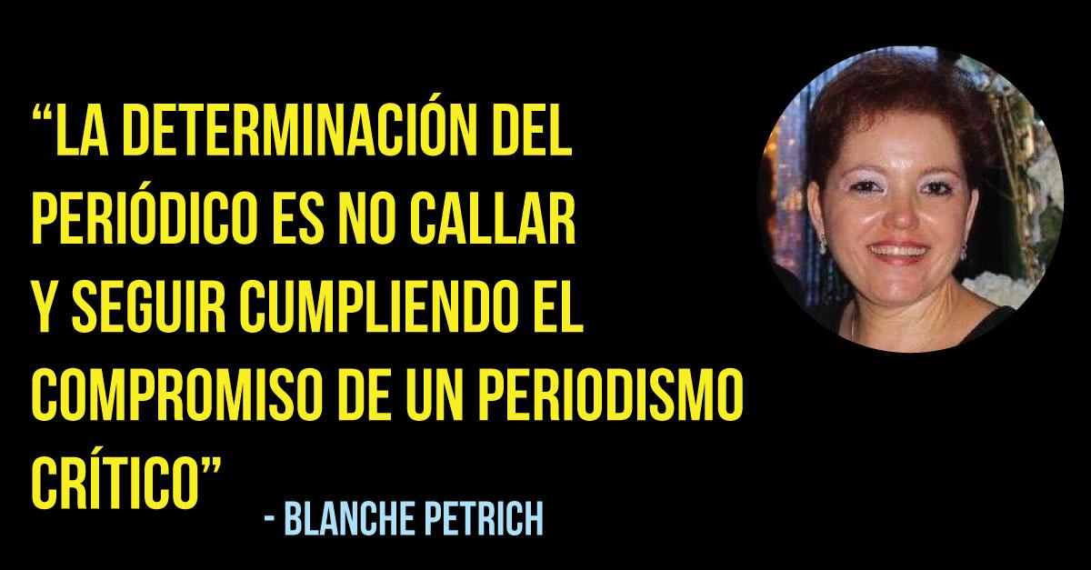 """México: """"No nos callarán"""", dice la directora de la reportera asesinada Miroslava Breach"""
