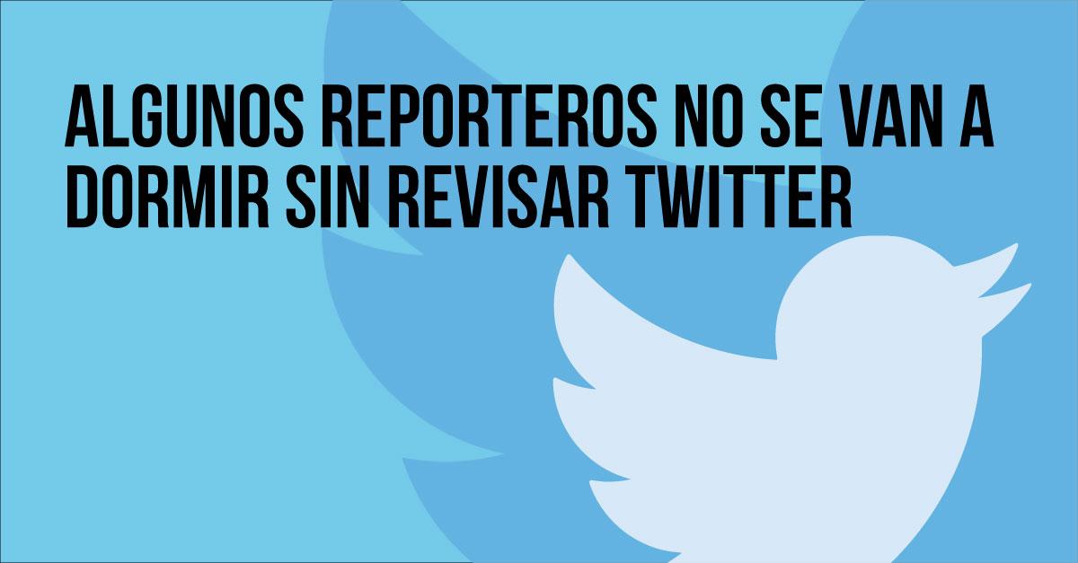 ¿Cómo los periodistas utilizan Twitter? Este estudio responde