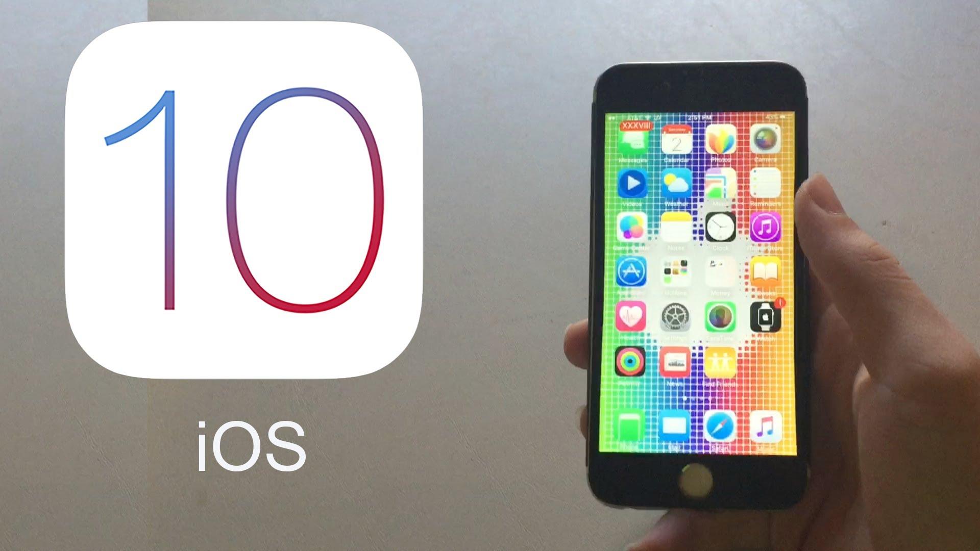 Conoce lo que trae Apple en iOS 10.3