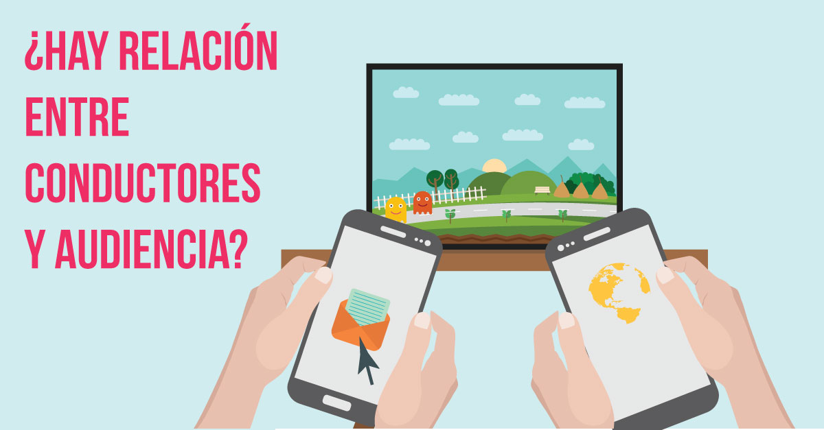 Malas y buenas prácticas en el uso de redes sociales en TV