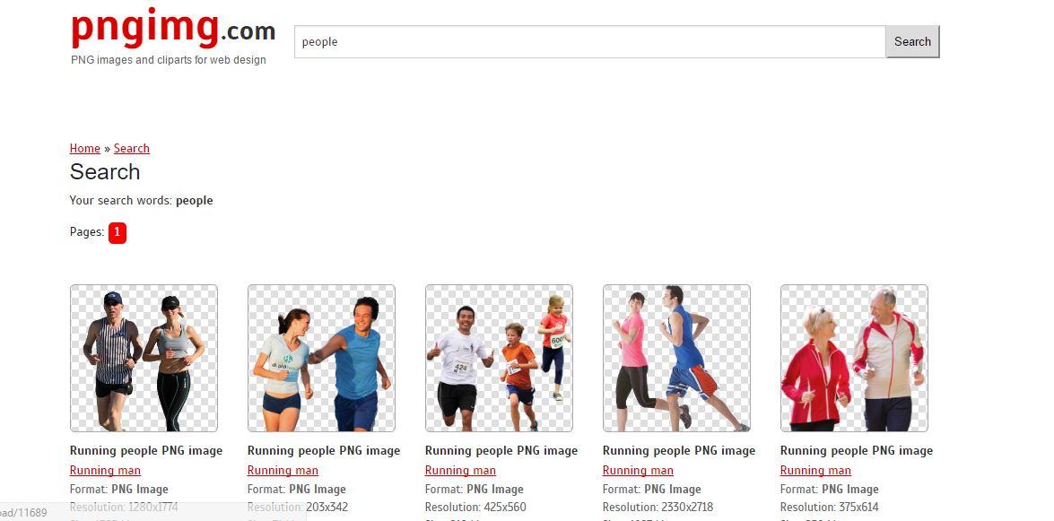 Imágenes PNG libres para descargar que puedes usar en tus proyectos digitales