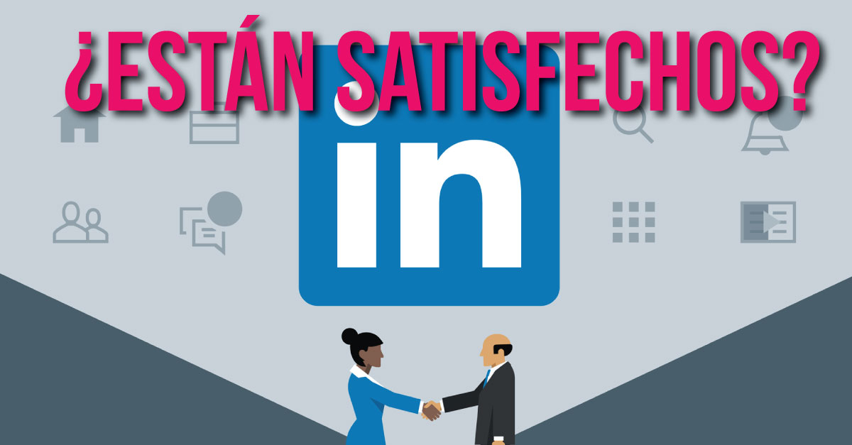 ¿Qué opinan los usuarios de LinkedIn?