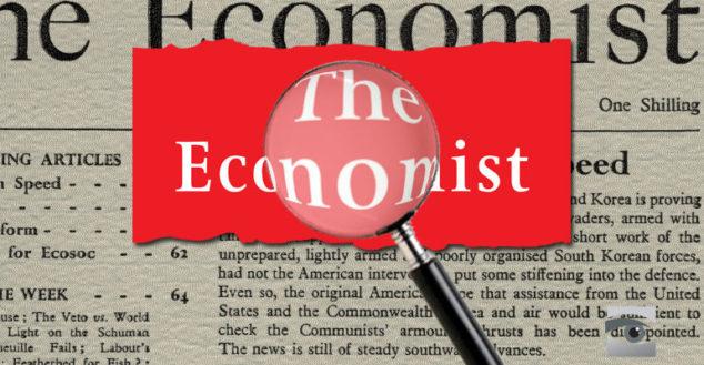 El uso perfecto que encontró The Economist para Medium