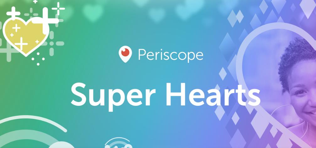 Esto es lo nuevo de Periscope para los creadores de contenidos