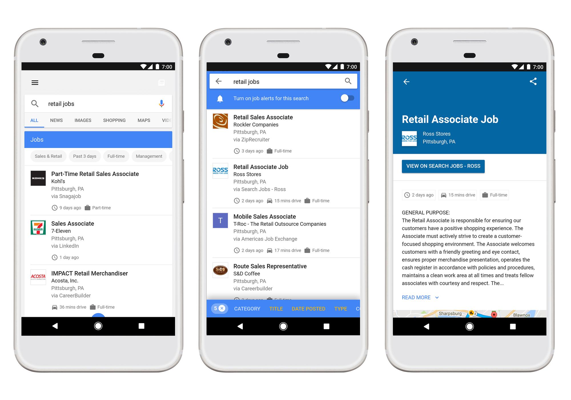 Búsqueda de Google utiliza el aprendizaje automático