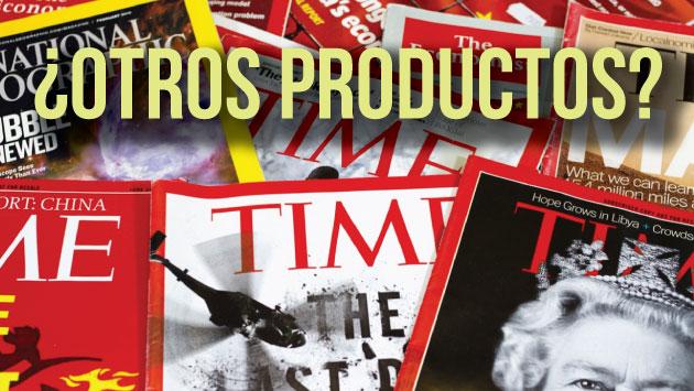 Time Inc. vendería algunas de sus revistas y esta es la razón