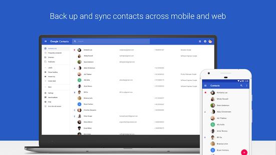 Una herramienta de Google perfecta para que los periodistas organicen su agenda de contactos