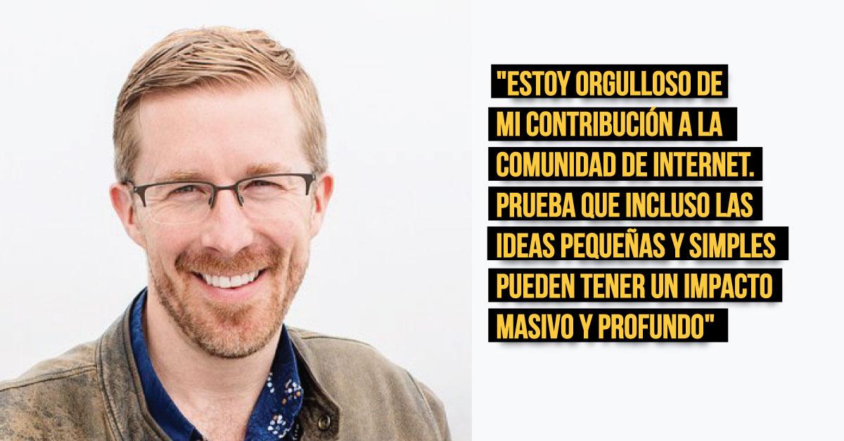 """Chris Messina: """"Los hashtags reúnen comunidades"""""""