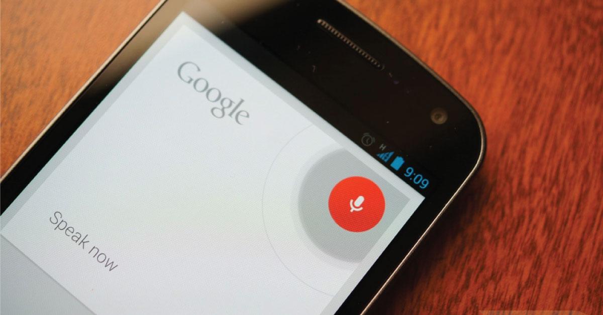 Google ahora reconoce 119 idiomas en su dictado de voz